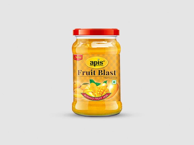 Apis Mango Fruit Jam