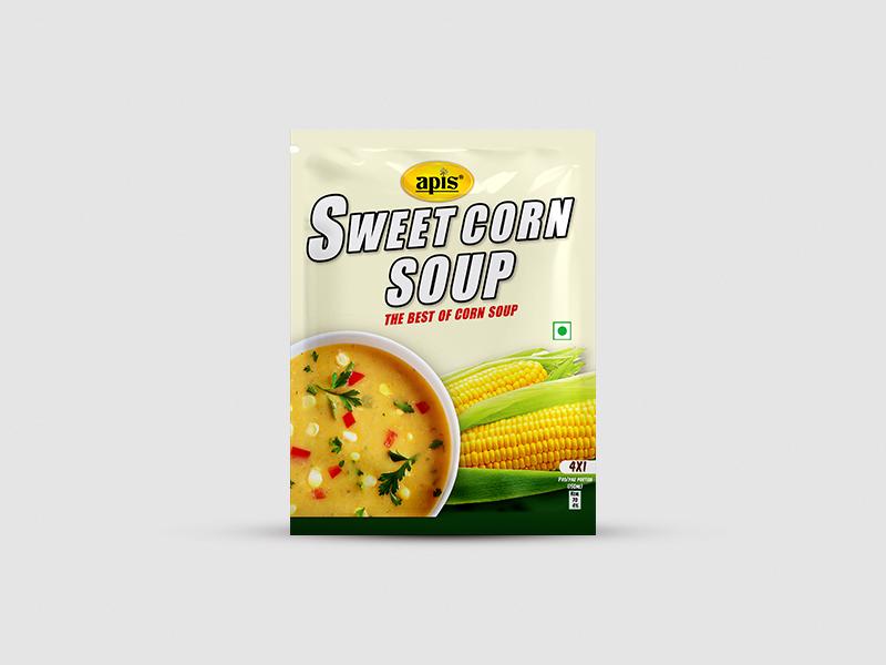 Apis Sweet Corn Soup